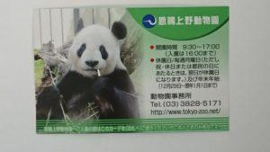 上野動物園の年間パスポート購入方法は?詳しく!